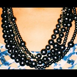 Multi-Layer Beaded Necklace